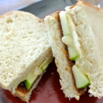 Apple & Fig Grilled Brie