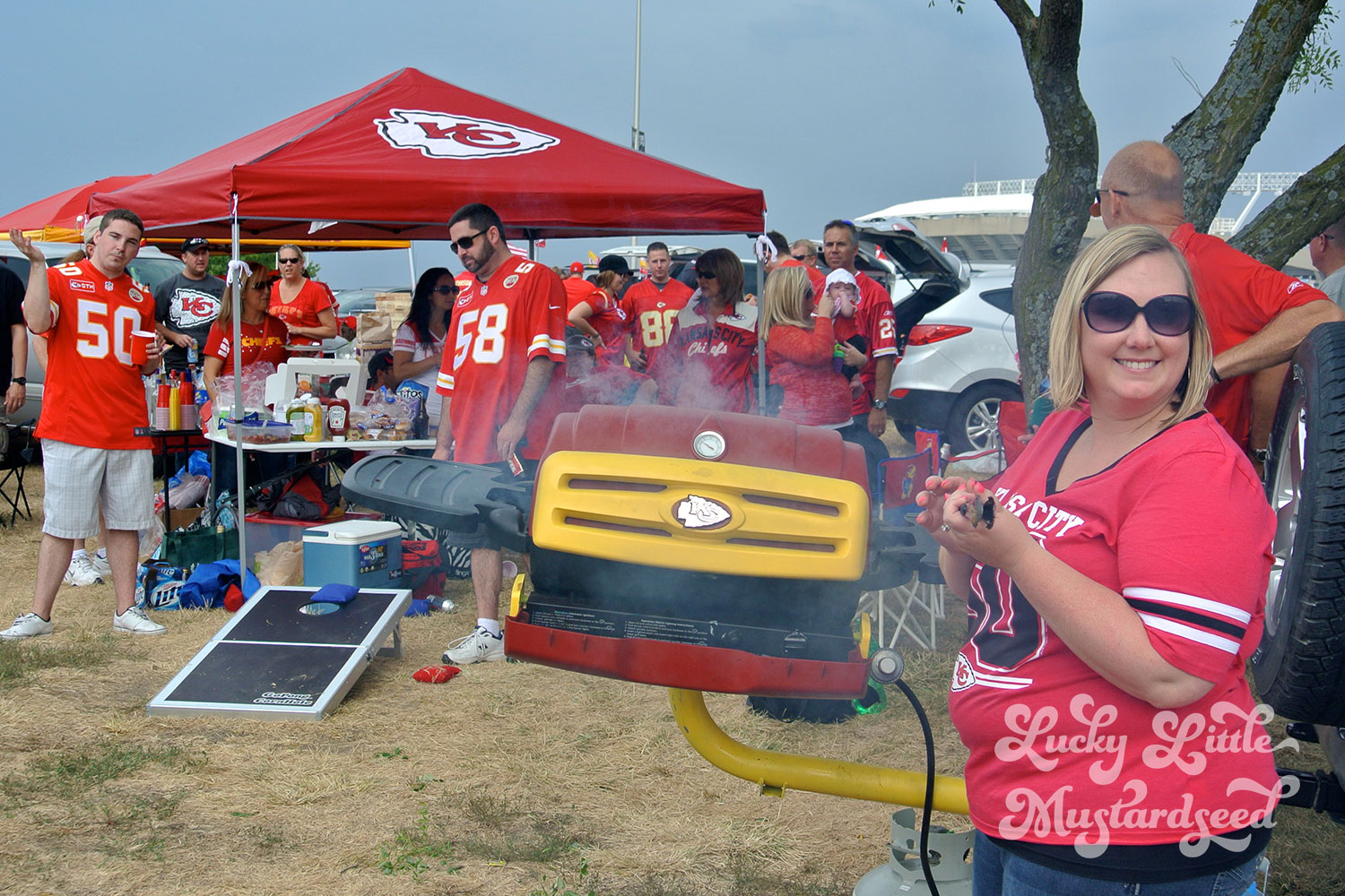 Chiefs-Home-Opener-Tailgate-Island