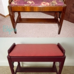 Before & After: Vanity Does A Lady Good