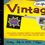 Art After Dark: Vintage POP!