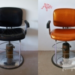 Before & After: Hairdresser Chair