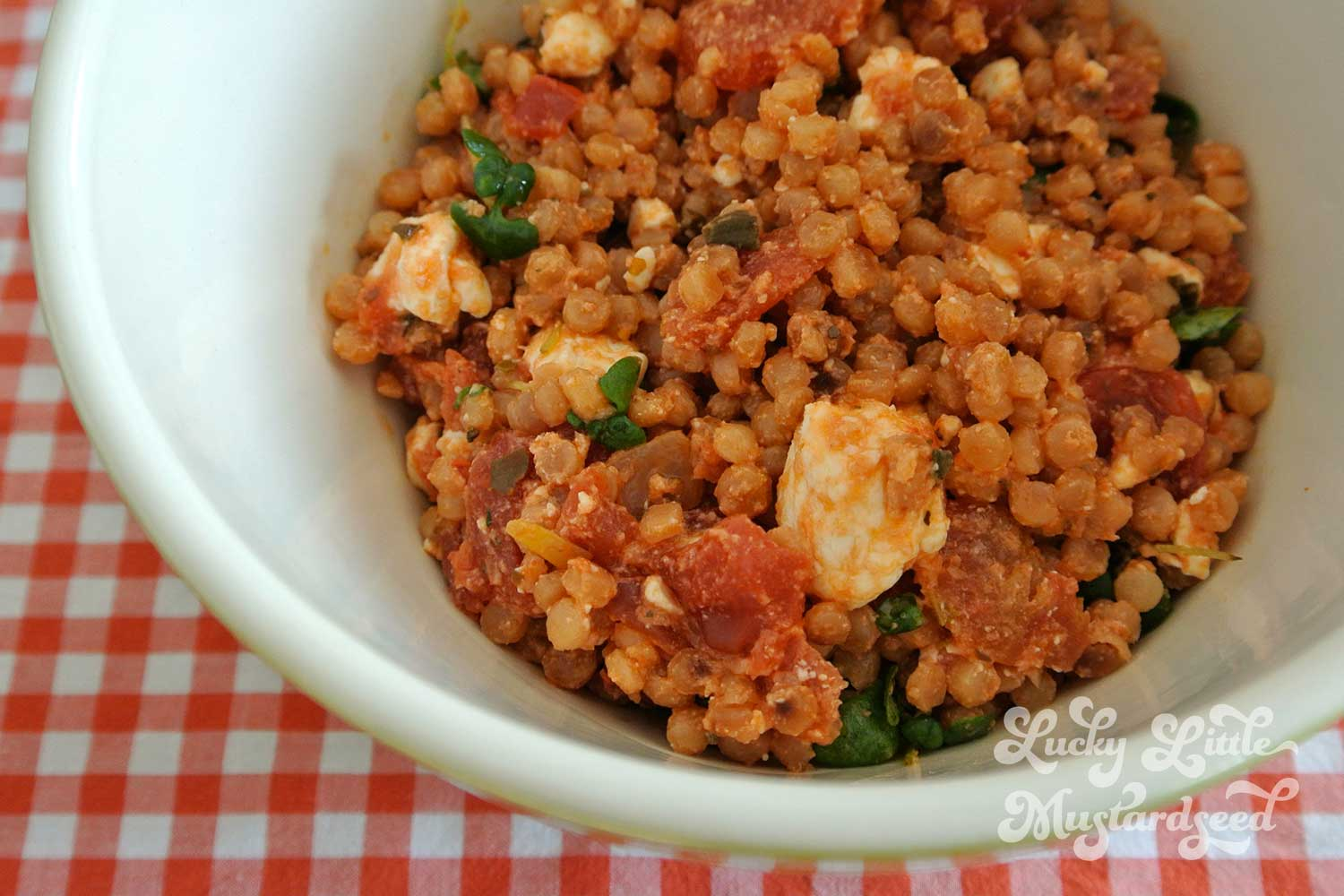 Bruschetta Couscous