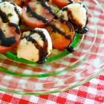 World's Easiest Caprese Salad