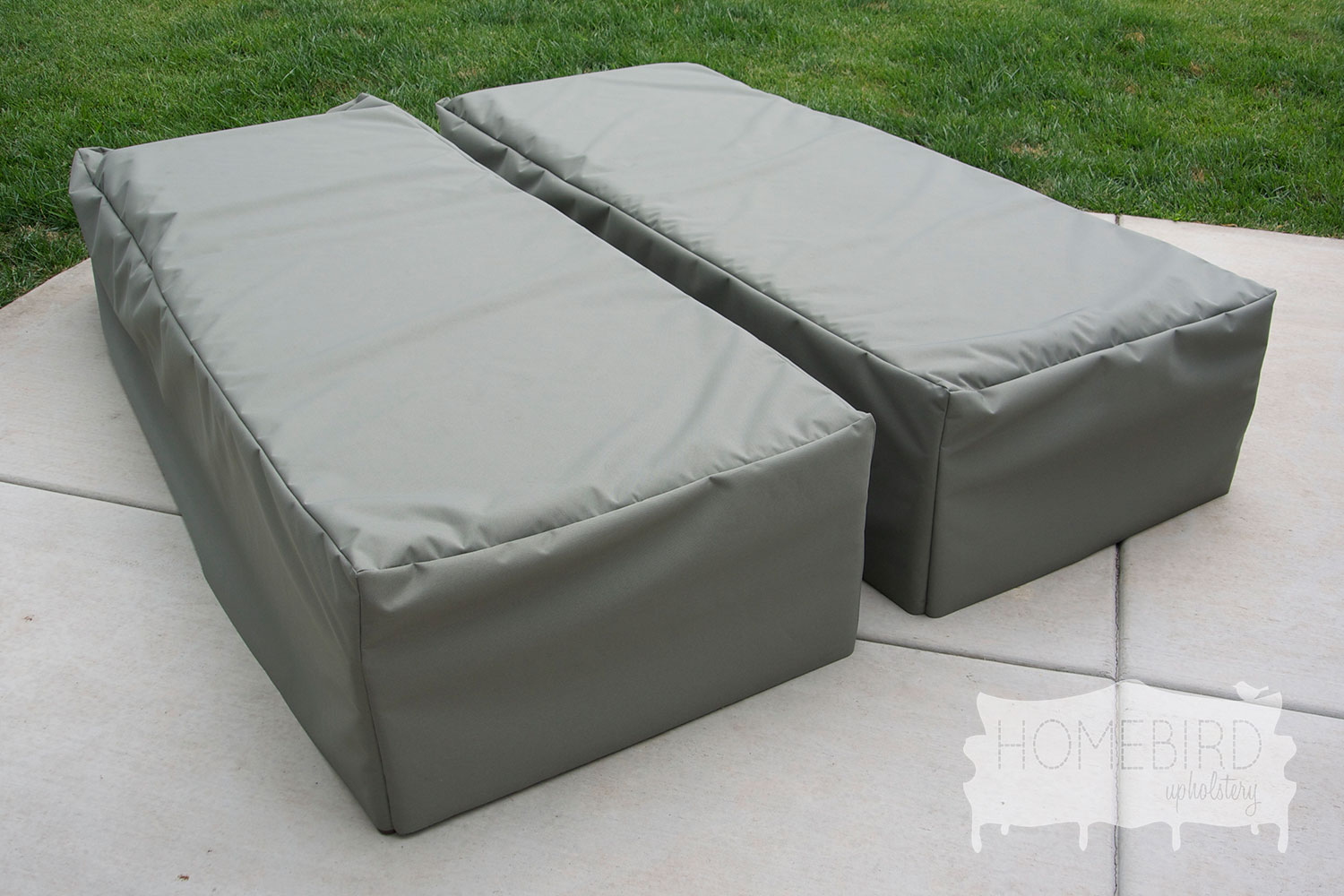 Custom order patio furniture covers lucky little for Furniture covers