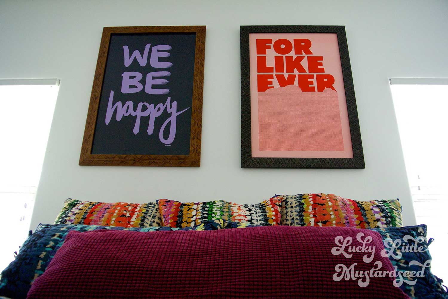 Our Master Bedroom & A Giveaway 16