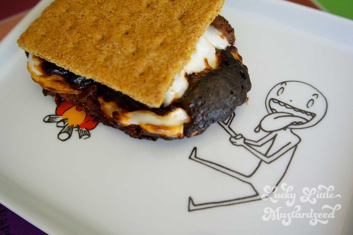 Can I Have S'mores Please?
