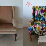"""Before & After: """"Aurora Rose"""""""