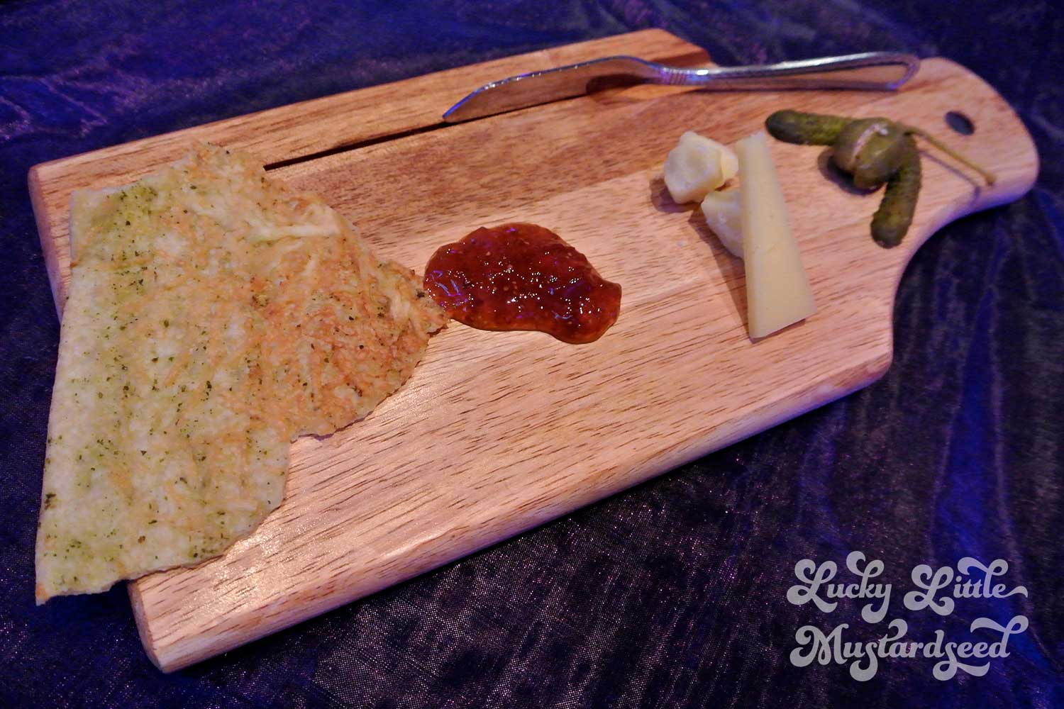 FWSD Culinary Couture: London