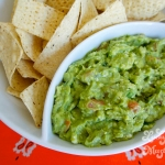 The Easiest-Tastiest Guacamole