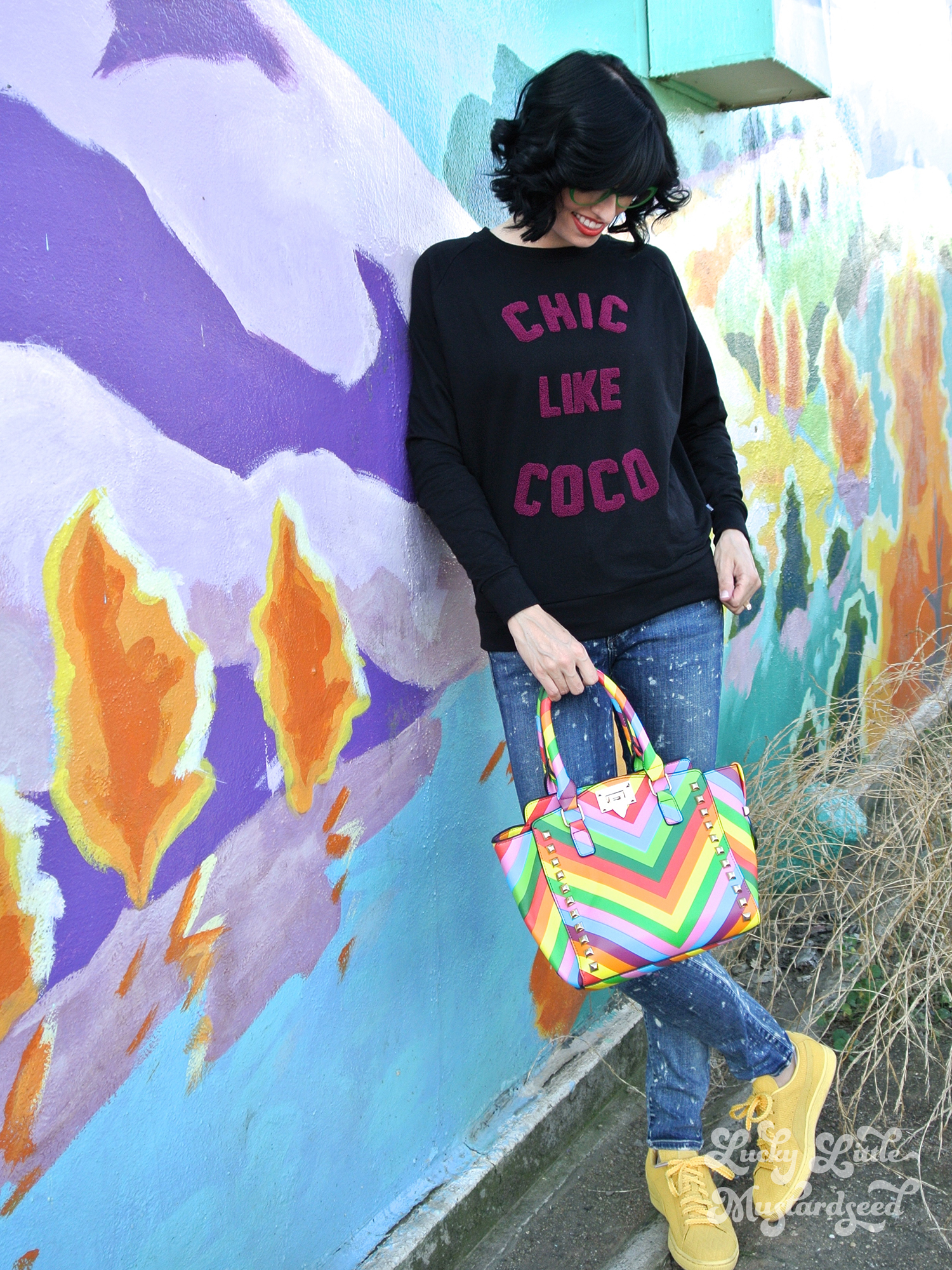Style Crazed: Chic Like Coco 5