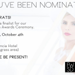 You've Been Nominated!