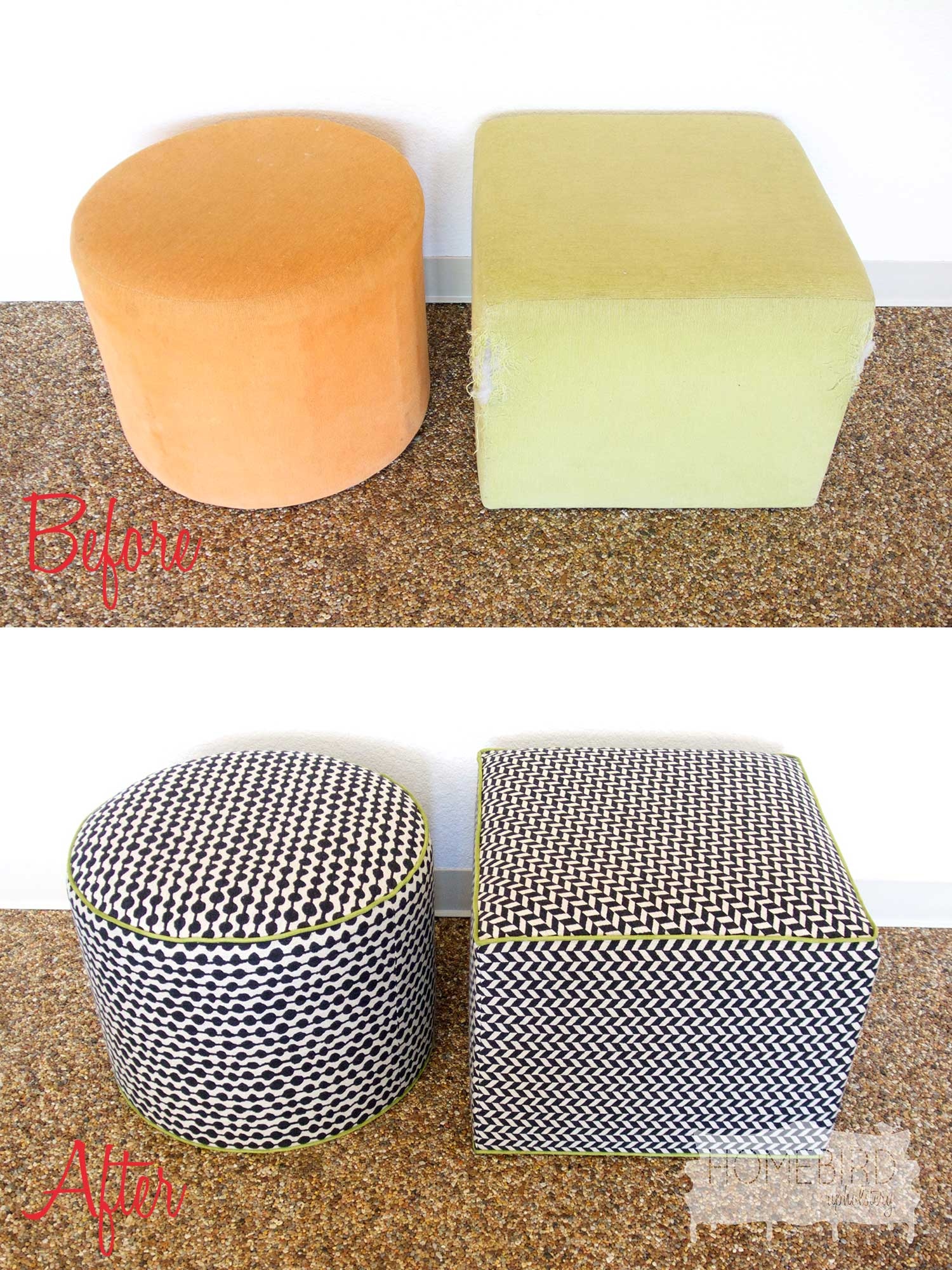 Jenna-Pilant-Homebird-Upholstery-Before-&-After-Circle-Square-Ottomans