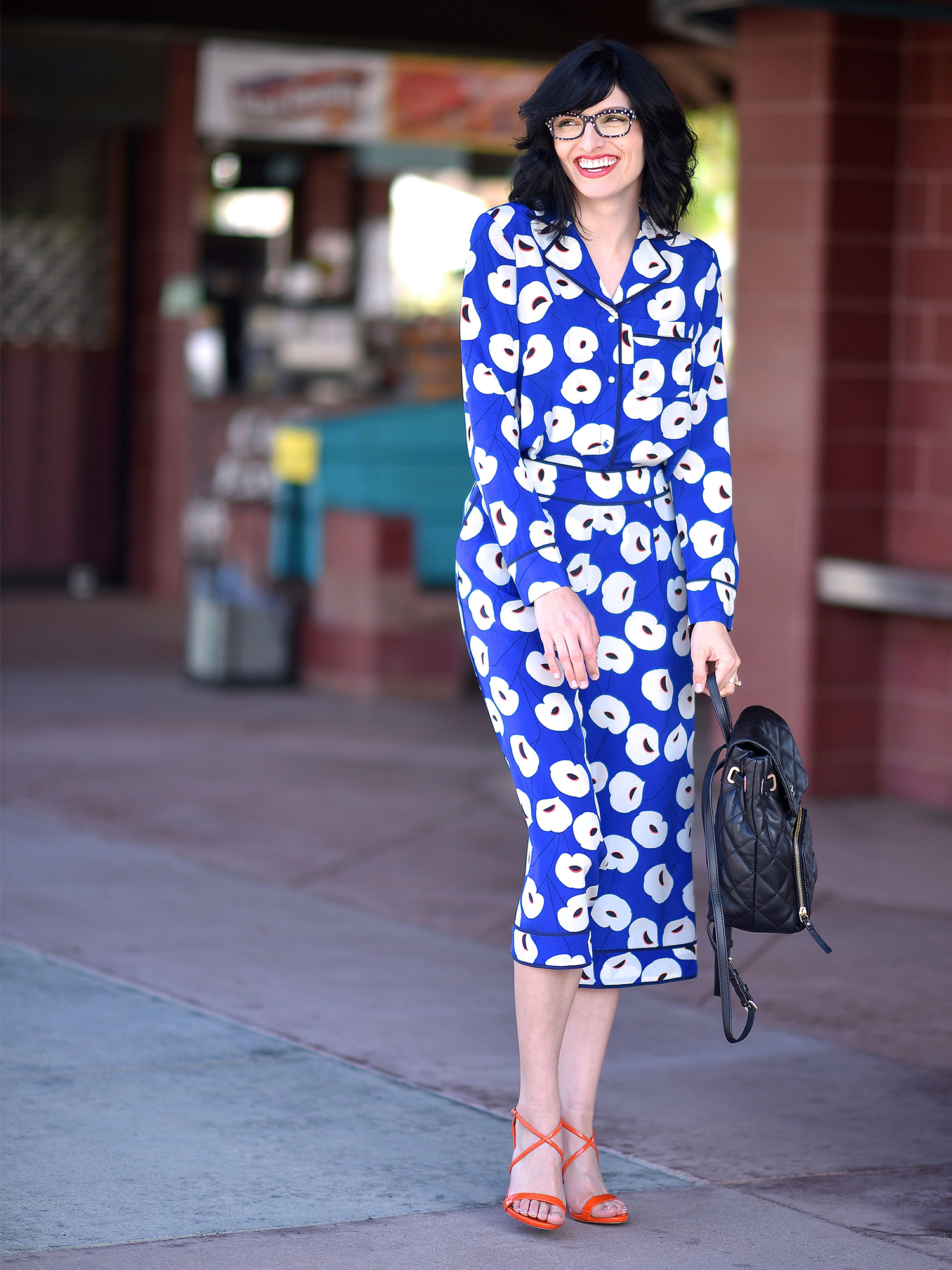 Jenna-Pilant-Lucky-Little-Mustardseed-How-To-Dress-Up-Silk-Pajamas