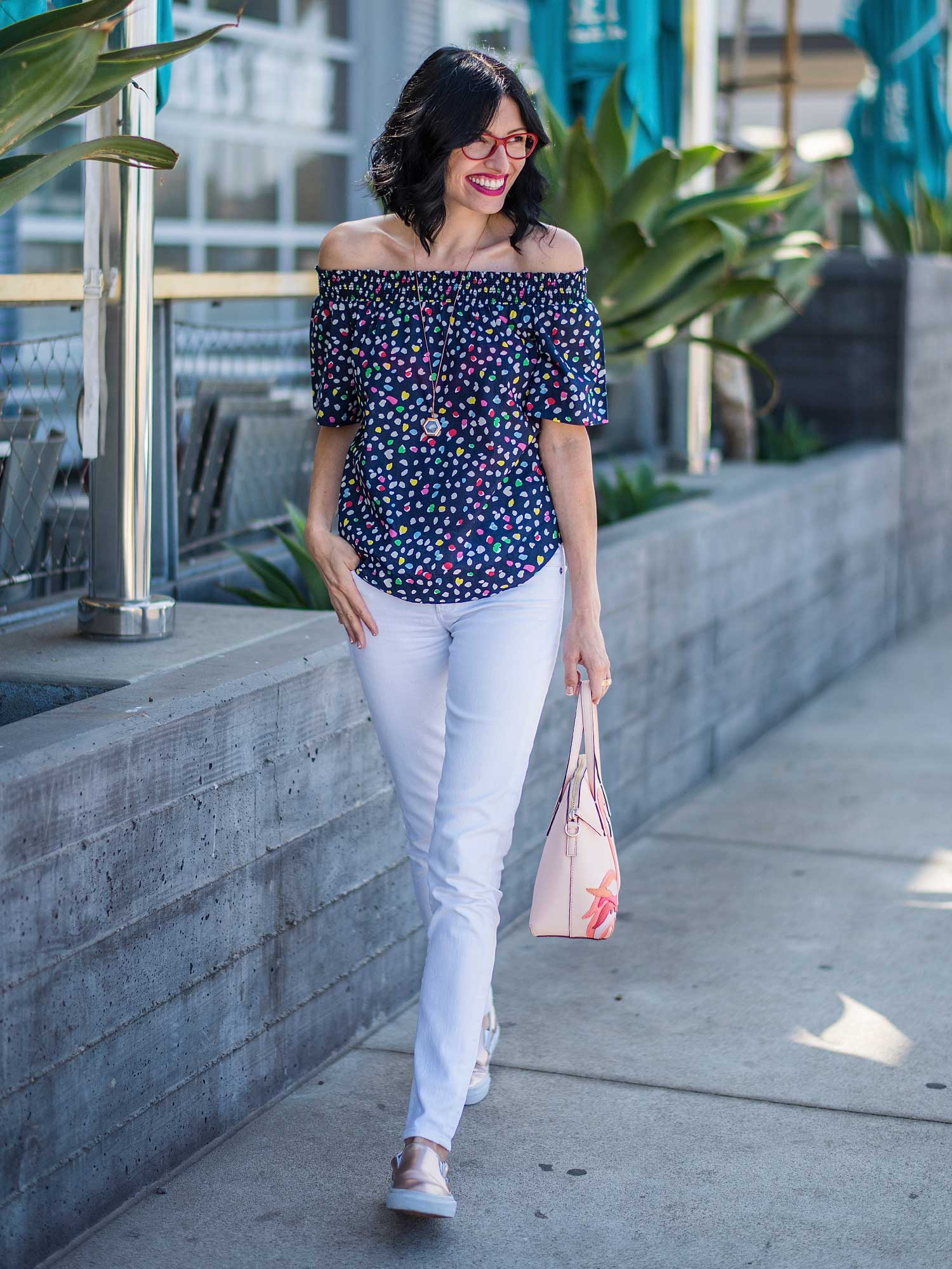 Jenna-Pilant-Lucky-Little-Mustardseed-How-To-Wear-An-Off-The-Shoulder-Top-2