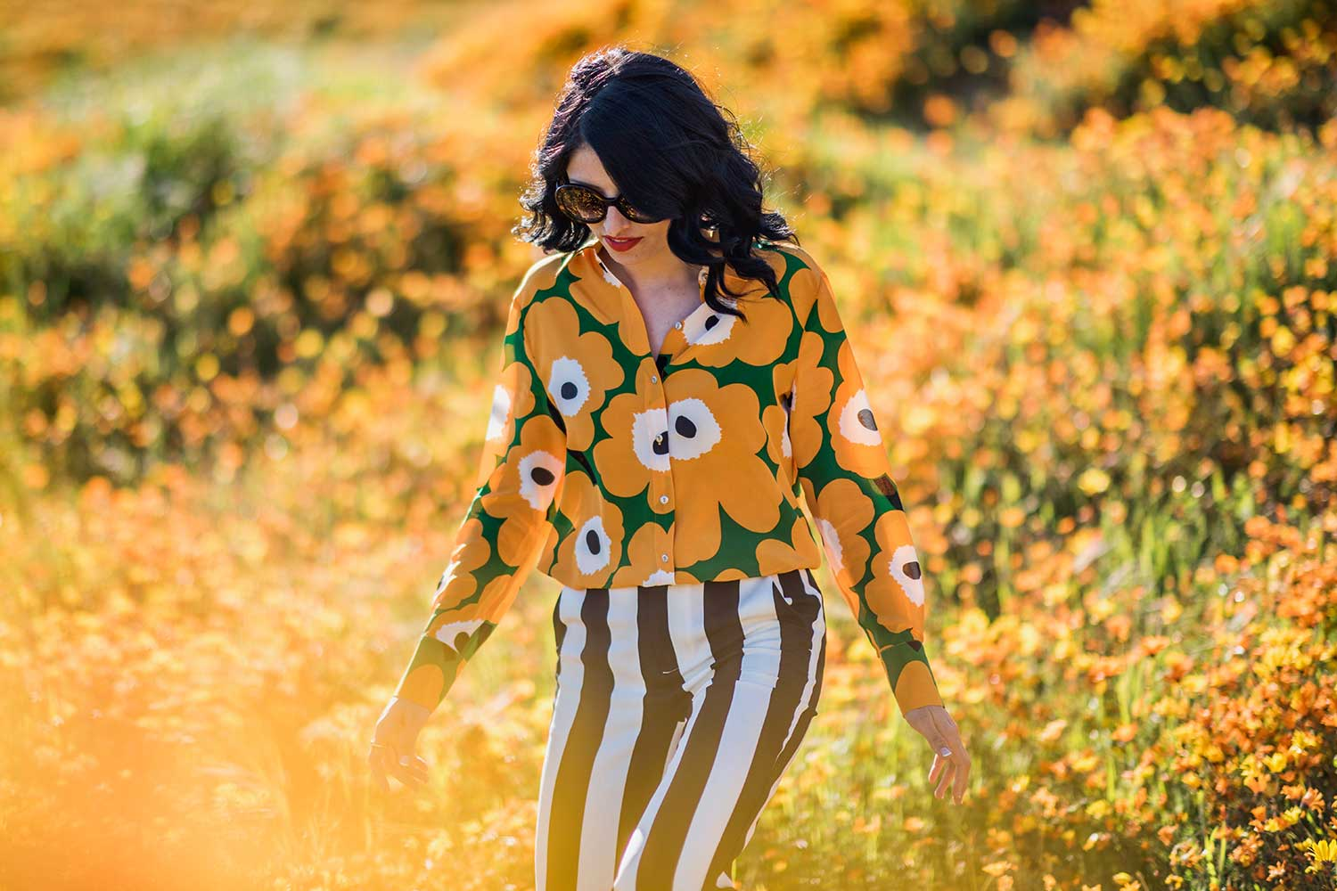 Jenna-Pilant-Style-Blogger-Lucky-Little-Mustardseed-Spring-Fashion-2017-Marimekko-Shirt-with-Alice-and-Olivia-Pants-5