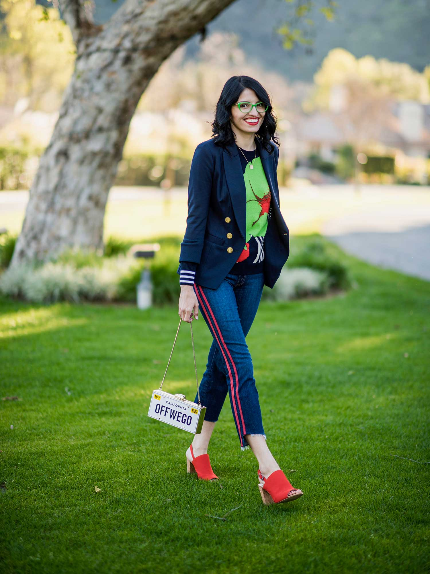 Jenna-Pilant-Style-Blogger-San-Diego-Lucky-Little-Mustardseed-Cabi-Clothing-Grand-Slam-Blazer-1
