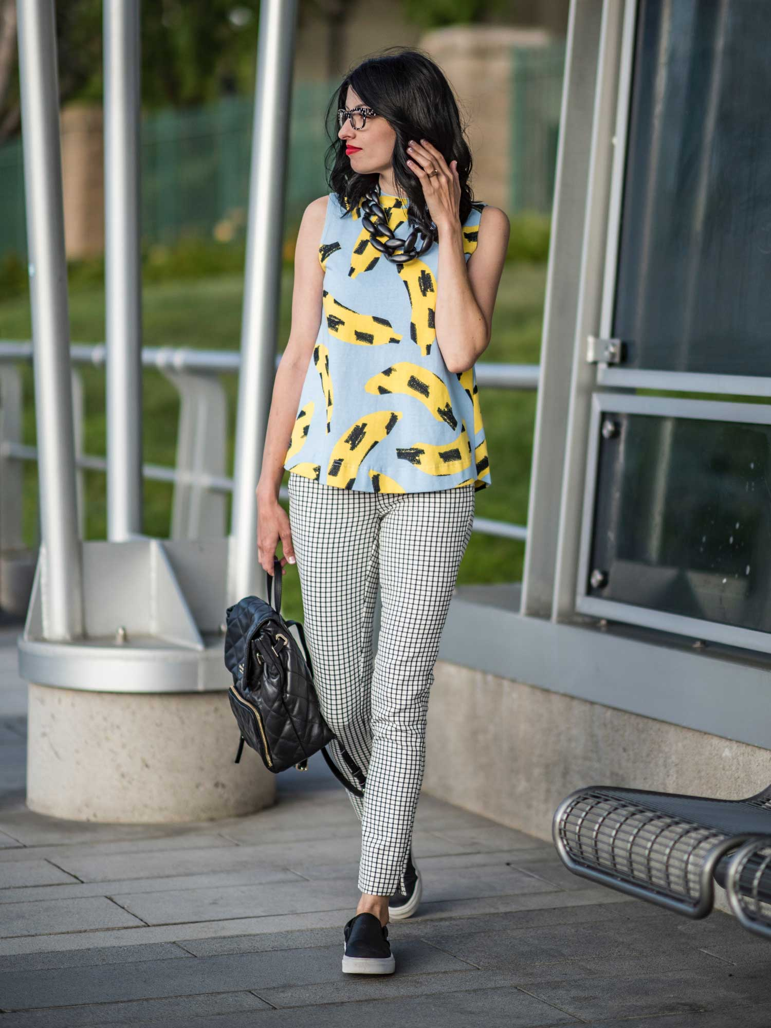 Jenna-Pilant-San-Diego-Style-Blogger-Lucky-Little-Mustardseed-How-To-Wear-A-Banana-Print-5