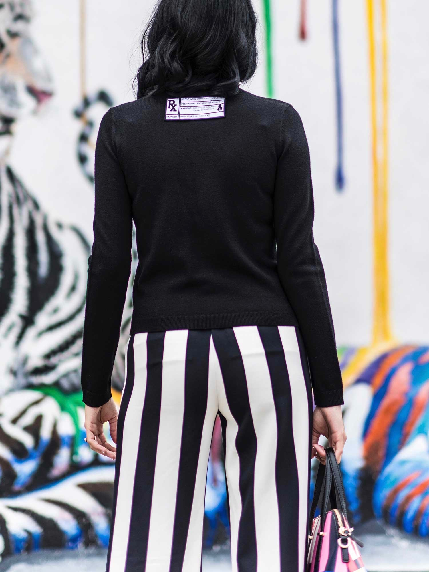 Jenna-Pilant-San-Diego-Style-Blogger-Lucky-Little-Mustardseed-How-To-Wear-Black-&-White-Striped-Pants-3