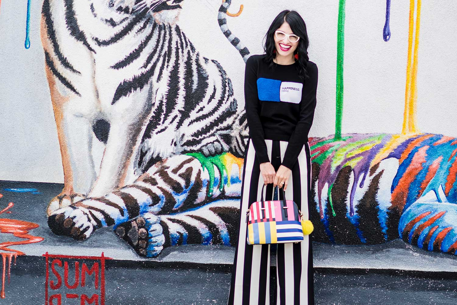 Jenna-Pilant-San-Diego-Style-Blogger-Lucky-Little-Mustardseed-How-To-Wear-Black-&-White-Striped-Pants-4