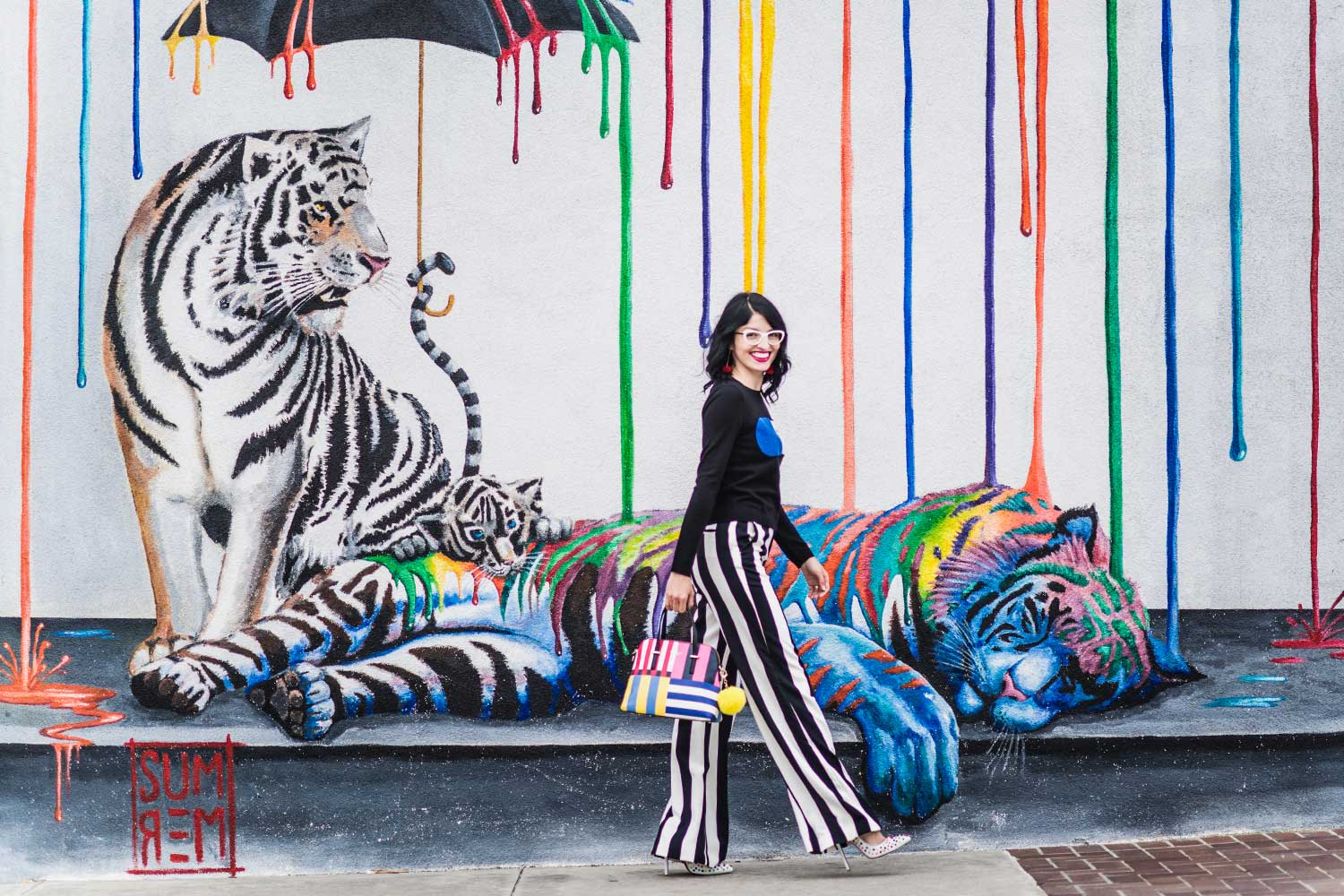 Jenna-Pilant-San-Diego-Style-Blogger-Lucky-Little-Mustardseed-How-To-Wear-Black-&-White-Striped-Pants-6