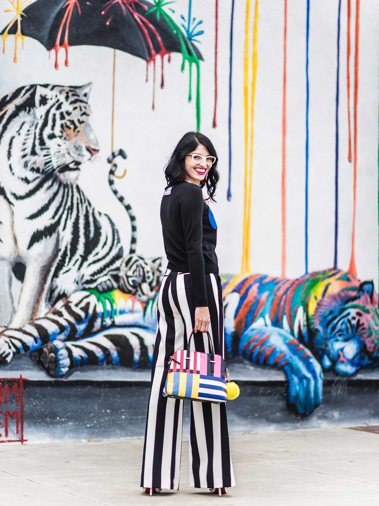 Jenna-Pilant-San-Diego-Style-Blogger-Lucky-Little-Mustardseed-How-To-Wear-Black-&-White-Striped-Pants-8